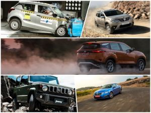 Top 5 Disappointments Of 2018 Harrier 4WD Renault Duster Jimny And More