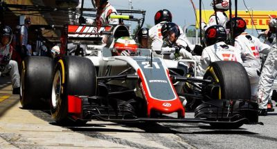 Haas F1's Esteban Gutierrez Tired Of Finishing Outside The Points