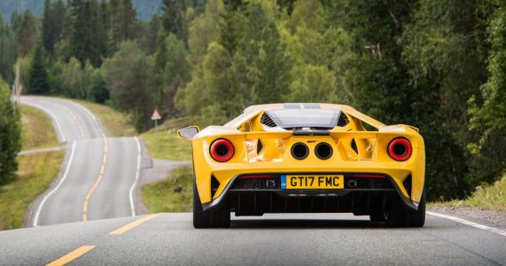 Ford Is Making Another 350 GT Supercars To Satisfy Incredible Demand