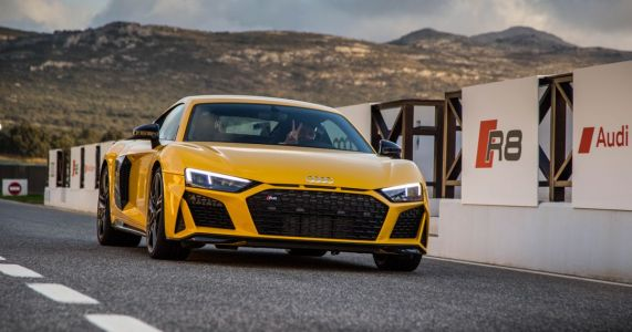 The Audi R8 Will Bow Out With A V10, No V6 Or Other Engines Planned