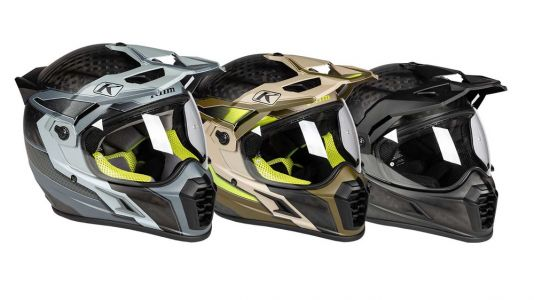 Klim Krios Pro Adventure Motorcycle Helmet First Look