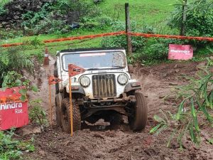 Mucking About Mahindra Adventure Off-Roading Trophy 2018-19