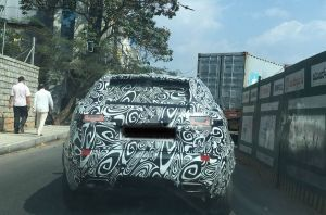 2019 Range Rover Evoque Spied Testing in India