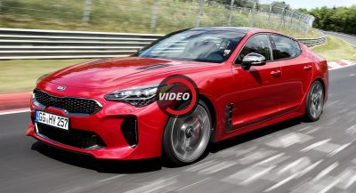 Kia Stinger Enters The Final Stages Of Development