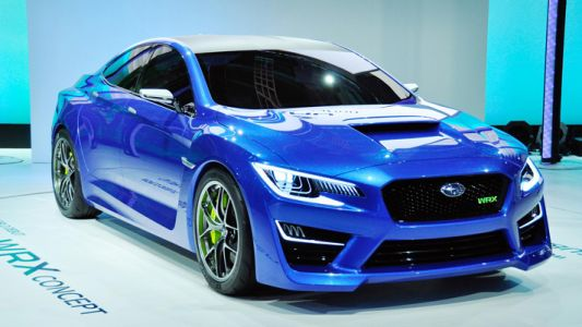 Next Subaru WRX STI May Be Two-Door Coupe With Help From Toyota