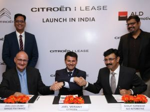 Citroen Rolls Out Its Own Car Leasing Service
