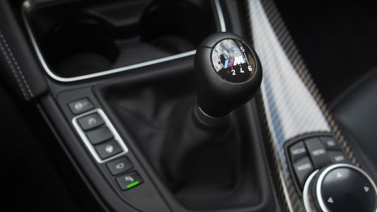 BMW Vows To Keep Manual Transmission Alive In The Next M4