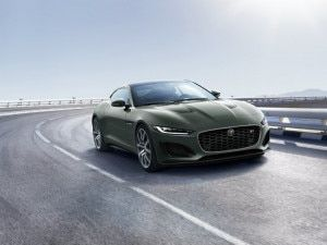 Jaguar F-Type Heritage 60 Edition Unveiled Will Be Offered Worldwide Including India