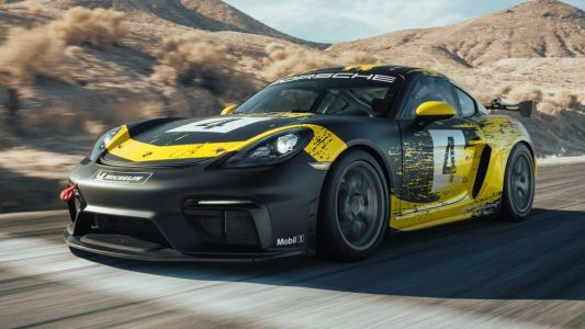 New Porsche 718 Cayman GT4 Clubsport Revealed