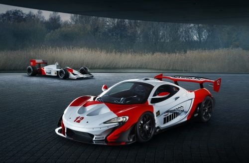 McLaren MSO Honours Senna's First Win With Bespoke P1 GTR