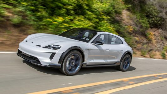 Porsche Taycan Cross Turismo To Arrive Later This Year