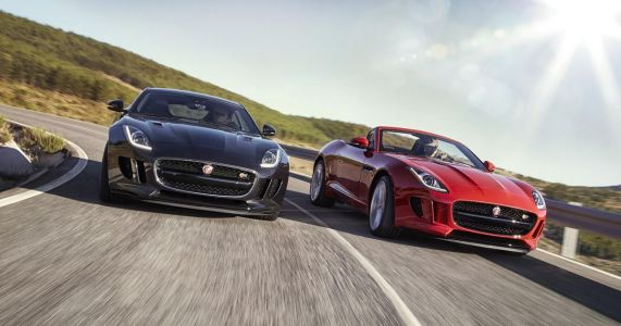 What Next For The Manual Jaguar F-Type After America Turns Its Back?