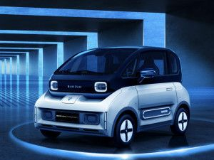 Baojun Introduces New Energy Vehicle For China
