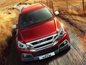 Come 2019 Get Ready To Pay More For Isuzu SUVs