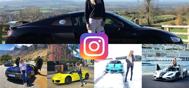 Top 10 Female Automotive Instagram Accounts To Follow