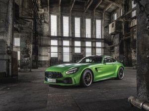 Mercedes-AMG GT R Facelift Launched In India At Rs 248 Crore