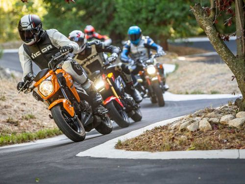 On Two Wheels: Fun Is The Only Replacement For Displacement
