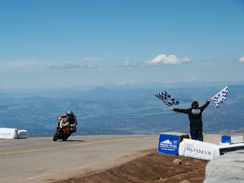 No Motorcycle Racing For The 2020 Pikes Peak Hill Climb