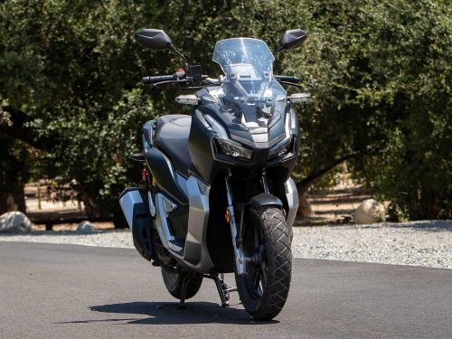 2021 Honda ADV150 Scooter Review MC Commute Photo Gallery