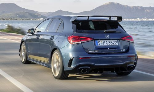 Mercedes-AMG A35 Edition 1 Detailed