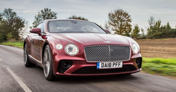 Bentley Continental GT Review: Incredible Driving Tech Meets Detailed Craftmanship