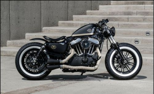 Harley Davidson Sportster Forty-Eight