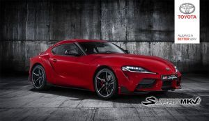 New Toyota Supra Official Images Leaked Ahead Of Detroit Debut