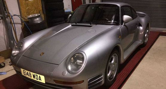Someone Is Selling Their Porsche 959 On Craigslist
