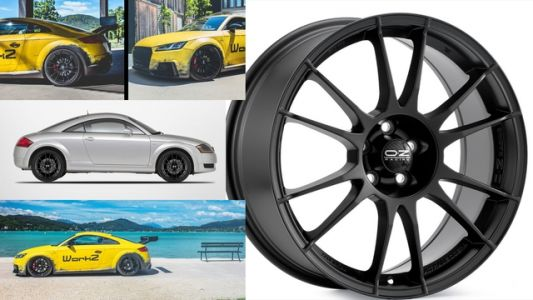 6 Cool Aftermarket Wheel Options of the Mk1 Audi TT