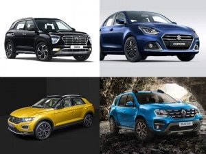 Top 5 Car News Of The Week 2020 Hyundai Creta BS6 Renault Duster Volkswagen T-ROC Eeco BS6 S-CNG And Dzire Facelift Launches