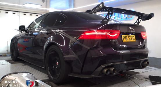 Jaguar XE SV Project 8 Is Even More Insane Than You Think