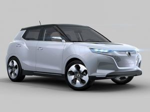 Mahindra S201 Electric SUV India Launch In 2020