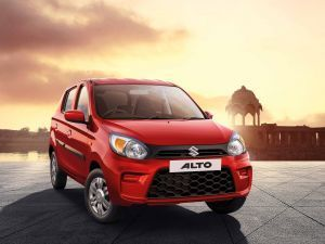 Maruti Suzuki Alto Crosses 38 Lakh Cumulative Sales In 15 Years