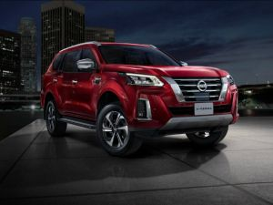 Toyota Fortuner Rivalling Nissan Terra Facelift Unveiled For Middle Eastern Markets