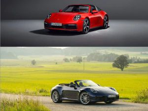 Whats The Difference between A Porsche 911 Targa and a 911 Cabriolet