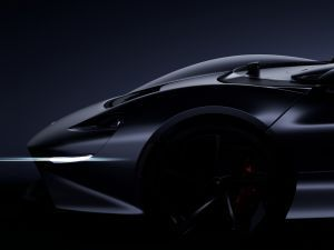 McLaren Teases Speedster Production-spec Design