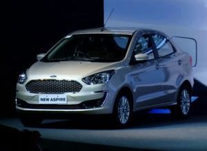 2018 Ford Aspire Facelift Launched At Rs 555 Lakh