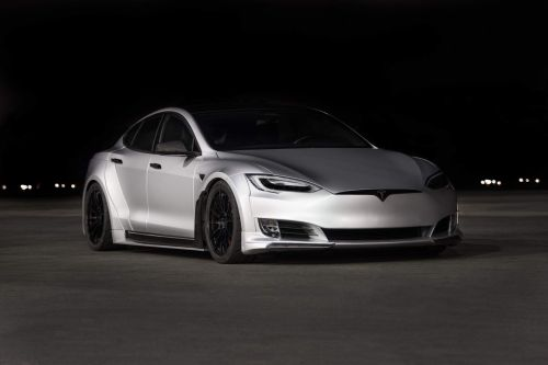 Unplugged Performance Tesla Model S Widebody Kit Costs A Whopping R700k