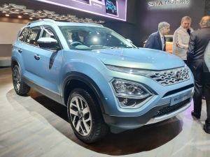 Tata Harrier Buzzard Could Get 4x4 Sunroof Soon