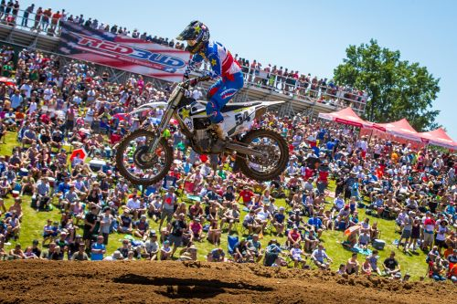 NICOLETTI IMPRESSES WITH 5TH AT REDBUD