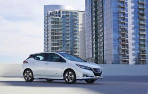 New Nissan Leaf e Unveiled Gets A Range Of Over 360Km