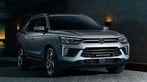 2019 SsangYong Korando Revealed Could Spawn Next-gen XUV500