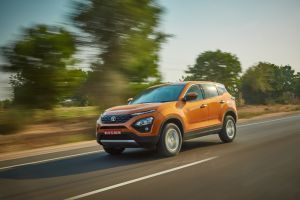 Tata Harrier Specs And Variants Revealed