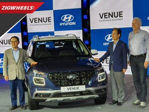Hyundai Venue 2019 Launched and Price in India vs XUV300, Brezza