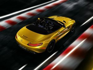 Mercedes-AMG GT S Roadster The Much Wanted Middle Child Arrives