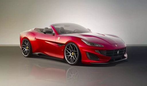 Ferrari Portofino by Loma Packs 740 HP