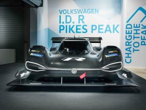 VWs ID R Pikes Peak Is Quicker Than An F1 Car