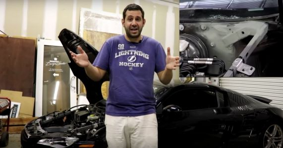 That 'Half Price' Totalled Audi R8 Has Been Repaired For $500