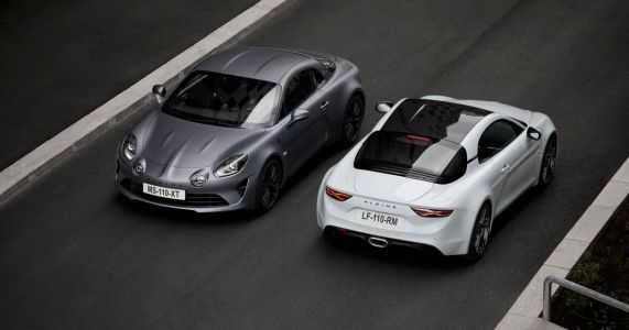 The Alpine A110S Brings 288bhp To The Lightweight Sports Car Party