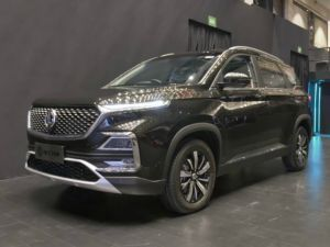 MG Hector Bookings Begin Launch This Month